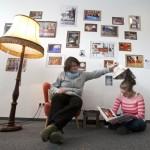 """Ausstellungseröffnung Gewinner des Jugend Kulturpreis NRW 2012. """"Wohnzimmer meiner Stadt"""""""